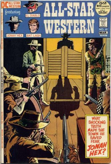All-Star Western #10