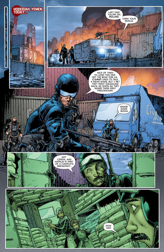 Bloodshot #1 preview page 2