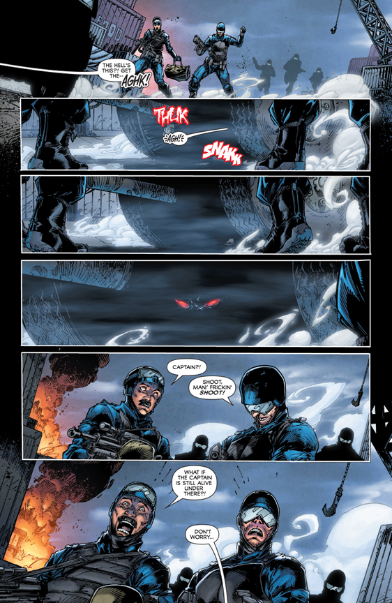 Bloodshot #1 preview page 4