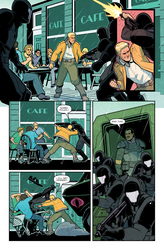 G.I. Joe #1 preview page 3