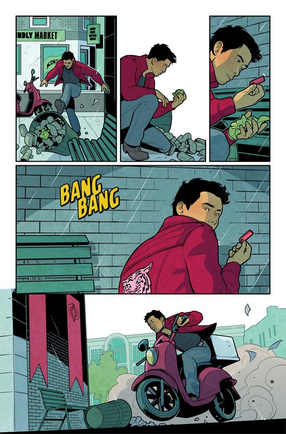 G.I. Joe #1 preview page 4