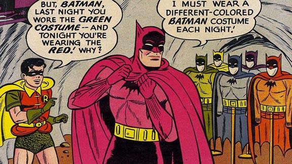 Batman-Crazy About Fashion.