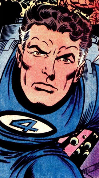 Reed Richards and The Temples Of Doom.