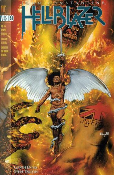 Hellblazer #64