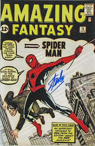 Amazing Fantasy #15 Keep Or Sell??