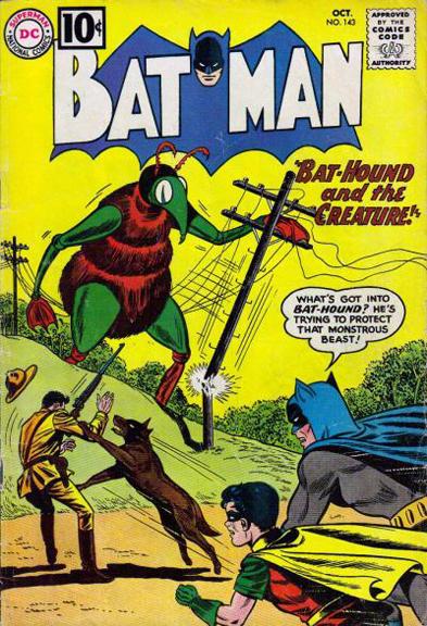 Batman #143
