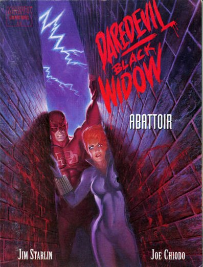 Daredevil/Black Widow: Abattoir