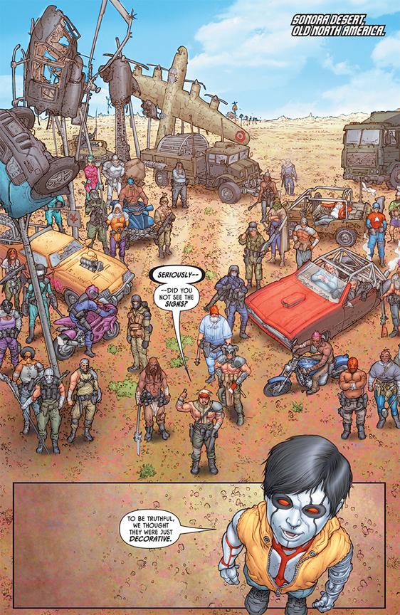 Rai #1 preview page 1