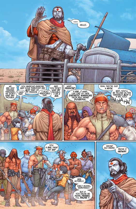 Rai #1 preview page 3