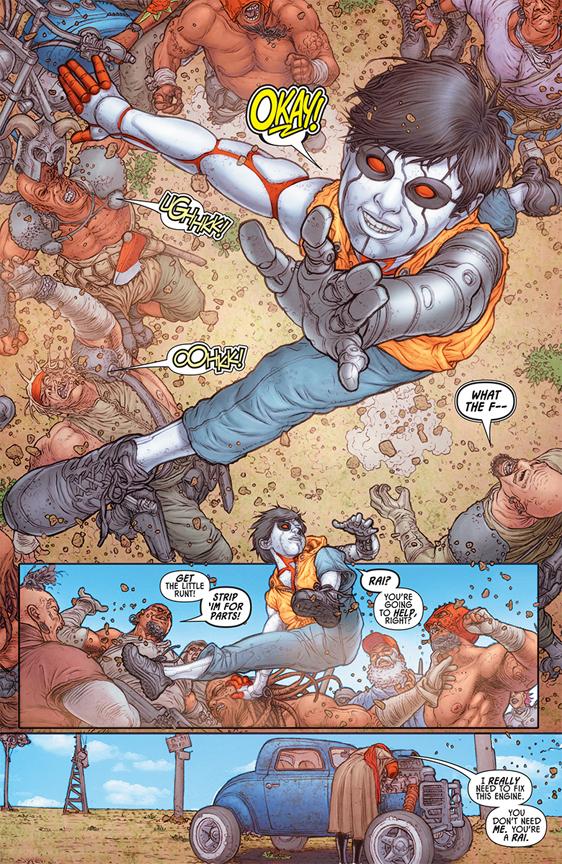 Rai #1 preview page 4