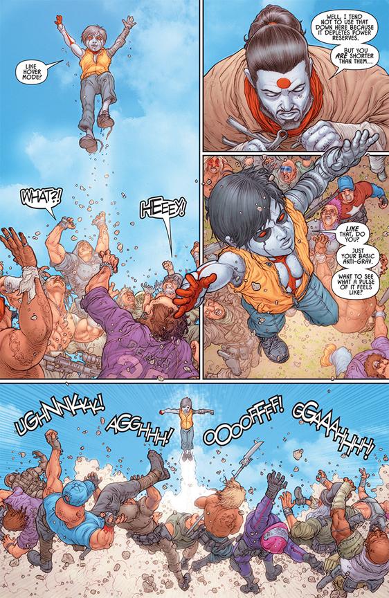 Rai #1 preview page 6