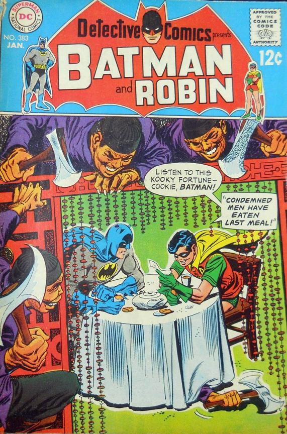 Detective Comics in 1969