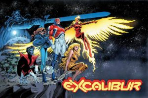 Excalibur #1 (Incentive 1:100 Hidden Gem Cover - Alan Davis)