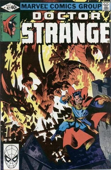 Doctor Strange by Michael Golden