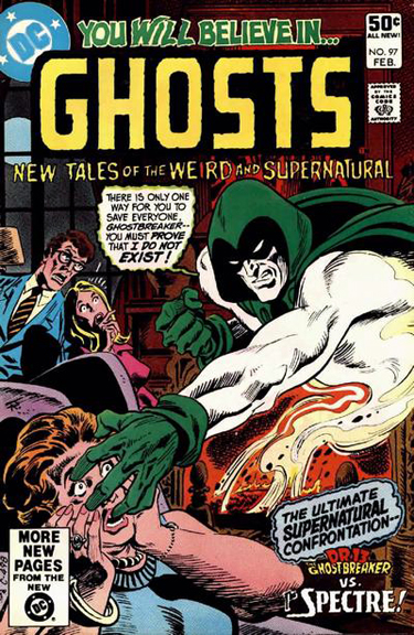 Ghosts #97