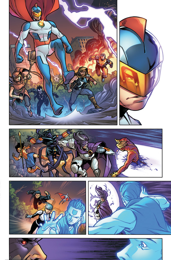 Doctor Tomorrow #1 preview page 3