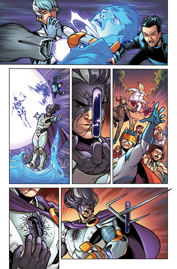 Doctor Tomorrow #1 preview page 4