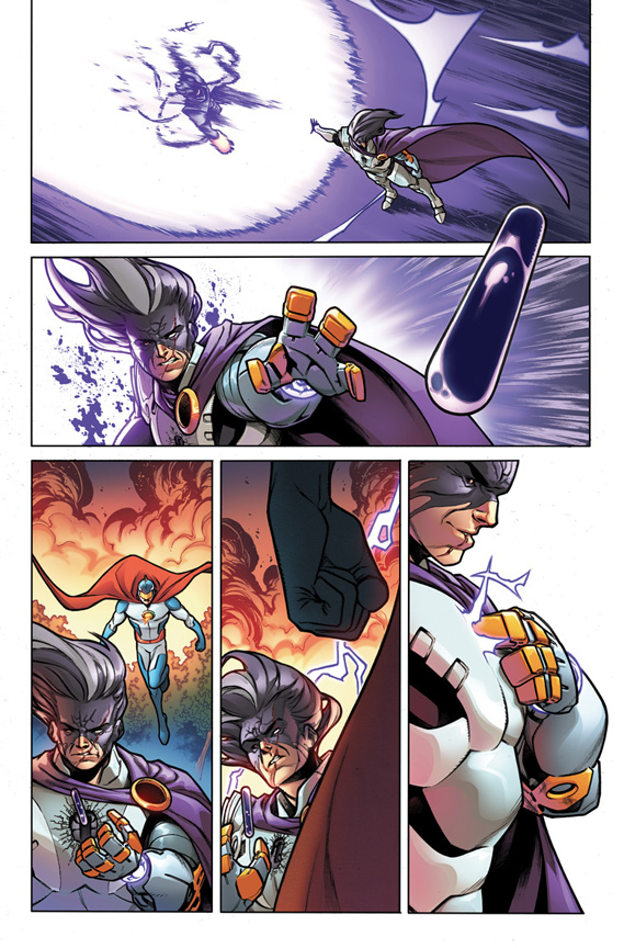 Doctor Tomorrow #1 preview page 5