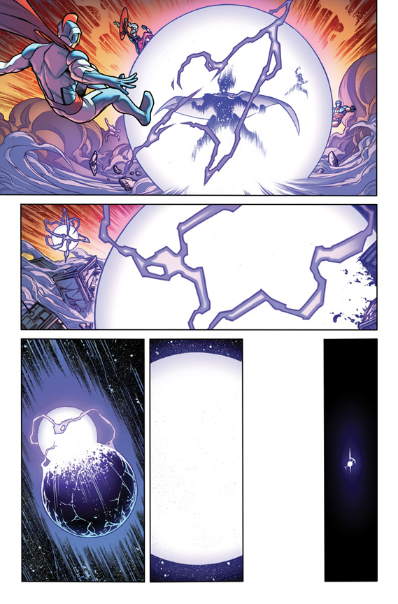 Doctor Tomorrow #1 preview page 6