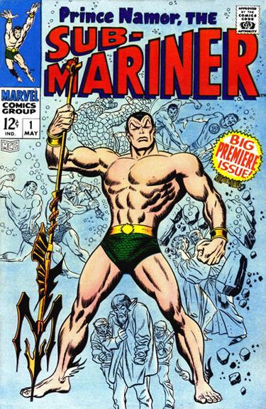 Sub-Mariner In My Head.
