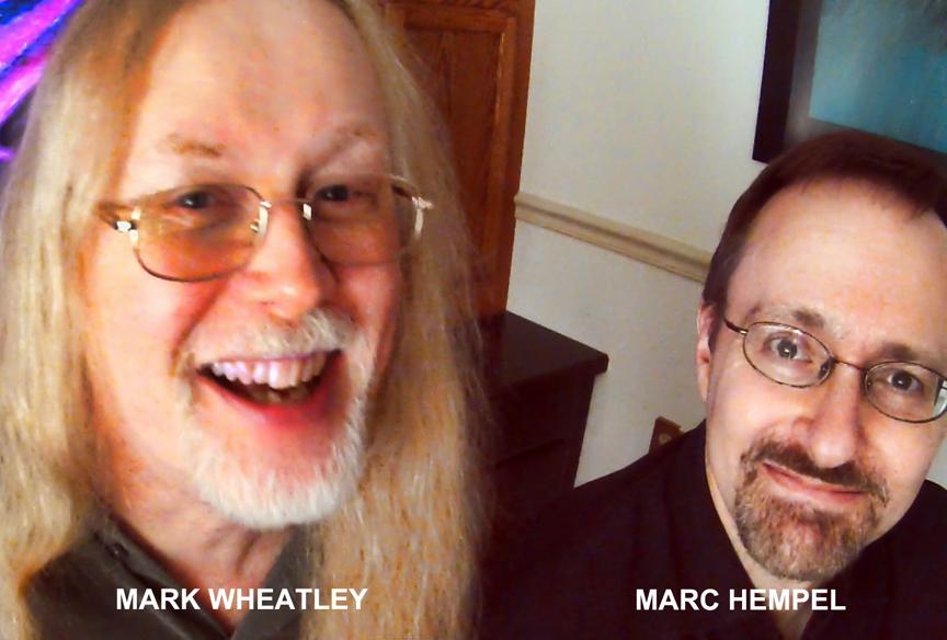 Creators Mark Wheatley & Marc Hempel