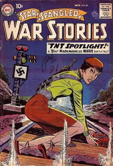 Star Spangled War Stories #87