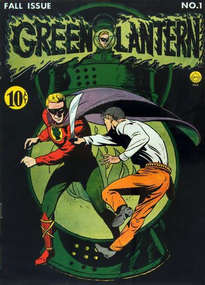 Green Lantern (1941) #1
