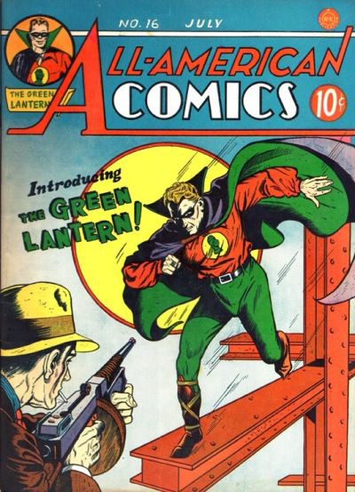 All-American Comics #16