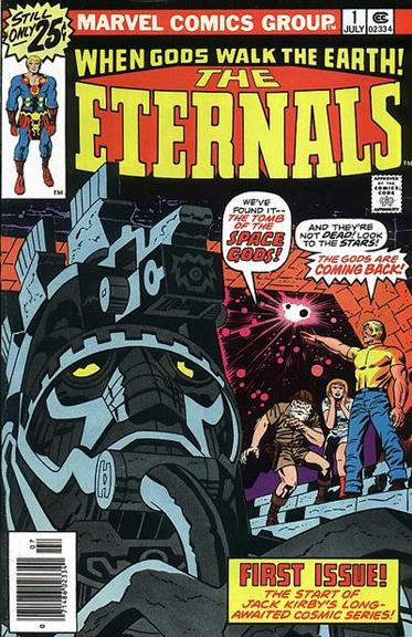 The Eternals #1