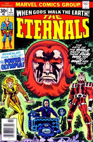 The Eternals #5