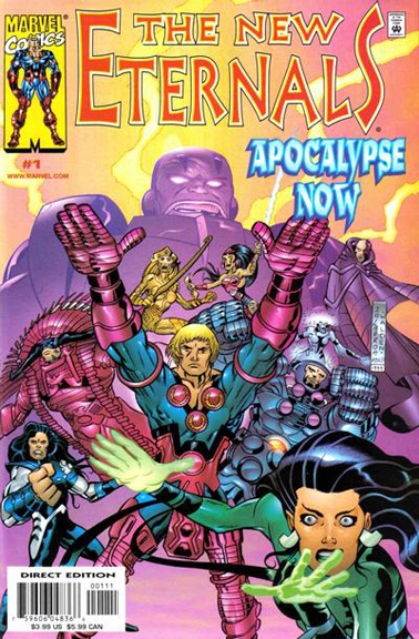 New Eternals: Apocalypse Now