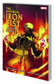 Image: Immortal Iron Fist #27 (variant cover - Djurdjevic 70th Anniversary)  [2009] - Marvel Comics
