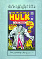 Image: Marvel Masterworks: Incredible Hulk Vol. 01 HC  (new printing) - Marvel Comics