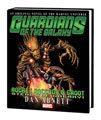 Image: Guardians of the Galaxy: Rocket Raccoon & Groot - Steal the Galaxy! HC  - Marvel Comics