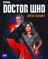 Image: Doctor Who Diary 2016  (PX cover) -
