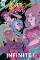 Image: Jem and the Holograms: Infinite #1  [2017] - IDW Publishing
