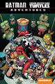 Image: Batman / Teenage Mutant Ninja Turtles Adventures SC  - IDW Publishing