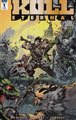 Image: Kull Eternal #1 (Jheremy Raapack incentive cover - 00141) (25-copy)  [2017] - IDW Publishing