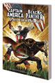 Image: Captain America / Black Panther: Flags of Our Fathers SC  - Marvel Comics