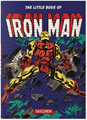 Image: Little Book of Iron Man Flexicover  - Taschen America L.L.C.