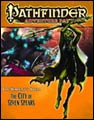 Image: Pathfinder Adventure Serpents Skull #3 City 7 Spears  - Paizo Publishing LLC