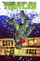 Image: Teenage Mutant Ninja Turtles Vol. 06: City Fall Part 1 SC  - IDW Publishing
