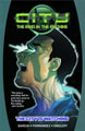 Image: City the Mind in the Machine Vol. 01 SC  - IDW Publishing