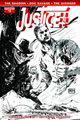 Image: Justice, Inc. #3 (variant incentive cover - Hardman B&W) (10-copy) - Dynamite