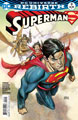 Image: Superman [2016] #9 (Robinson variant cover)  [2016] - DC Comics
