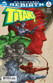 Image: Titans #4 (variant cover - Mike Choi)  [2016] - DC Comics
