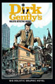 Image: Dirk Gently's Holistic Detective Agency Big Holistic Graphic Novel SC  (Direct Market edition) - IDW Publishing