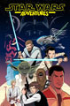 Image: Star Wars Adventures Vol. 01: Heroes of the Galaxy SC  - IDW Publishing