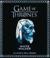 Image: Game of Thrones Mask with Book: White Walker  - Bantam / Spectra