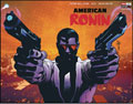 Image: American Ronin #1 (variant cover - Deodato Jr.)  [2020] - Artists Writers & Artisans Inc